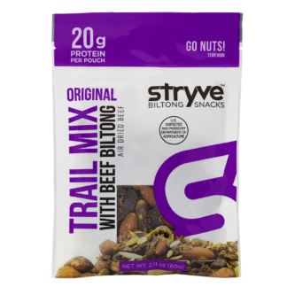 biltong trail mix